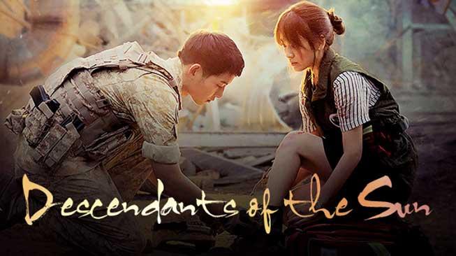 Descendants of The Sun – 2016 Drama Korea Romantis