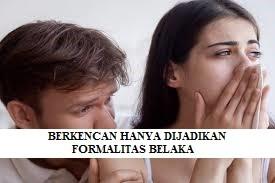 Berkencan hanya Dijadikan Sebagai Formalitas Belaka