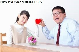 TIPS PACARAN BEDA USIA