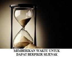 Memberi Waktu